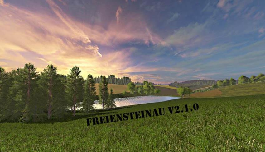 Freiensteinau Map v 2.1
