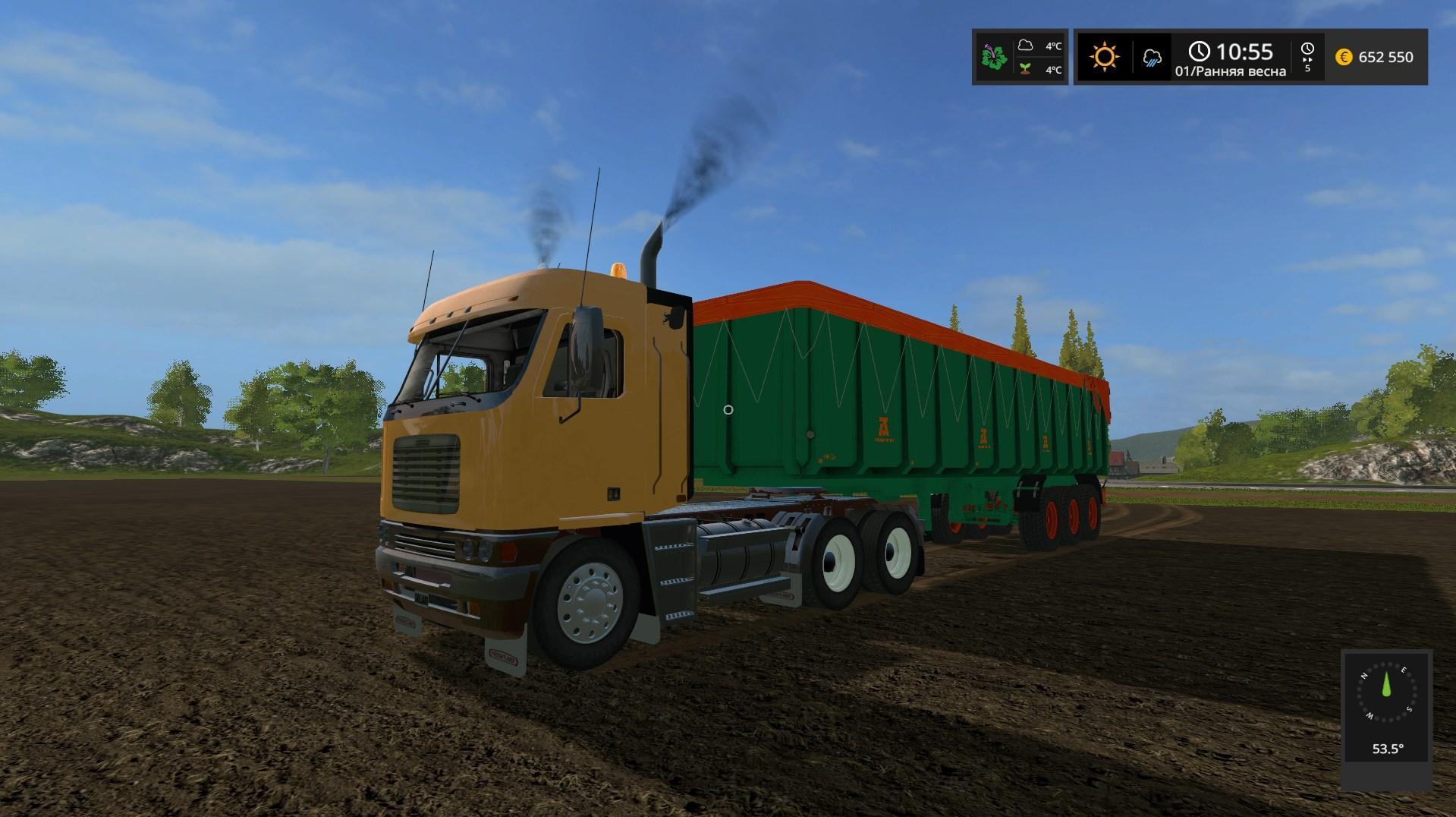 Freightliner Argosy v 1.0