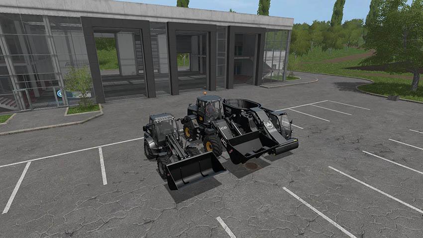 JCB 435s TM320s Pack v 1.0