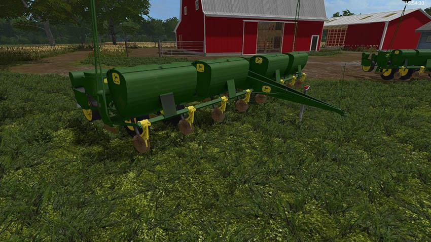 John Deere 89 Series Planters v 1.0