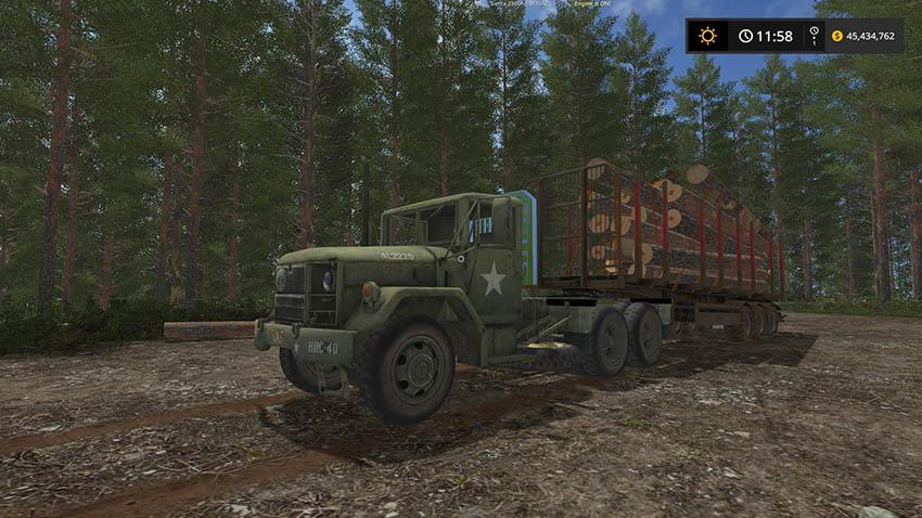 M35A2 Semi v 1.0
