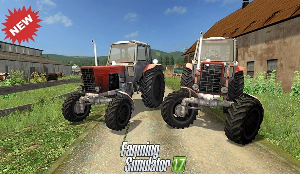 MTZ 82.1 Belarus Turbo v 1.0