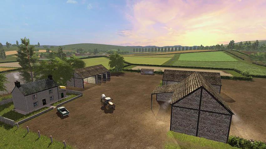 Mercury Farms v 1.0