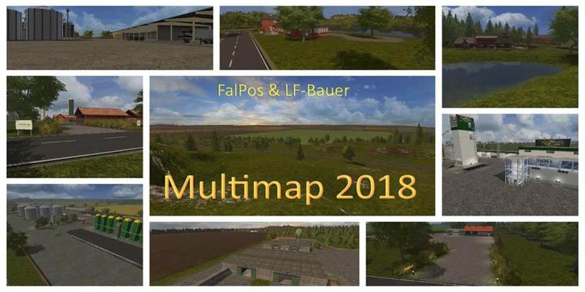 Multimap 2018 v 1.3.0 Final