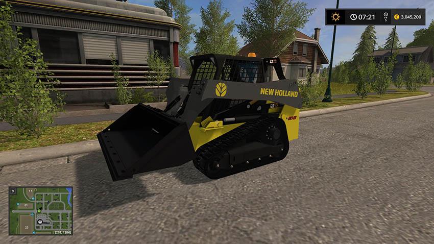 New Holland L216 v 1.0