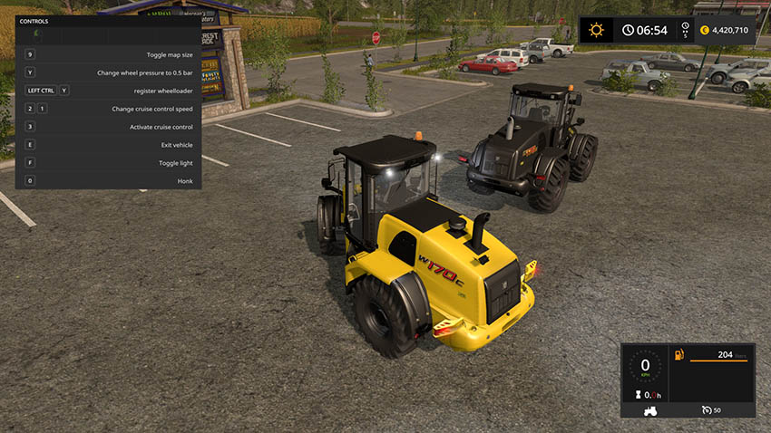 New Holland Radlader Pack v 1.4.0.5