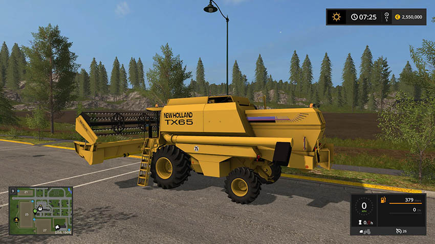 New Holland tx 65 v 1.0