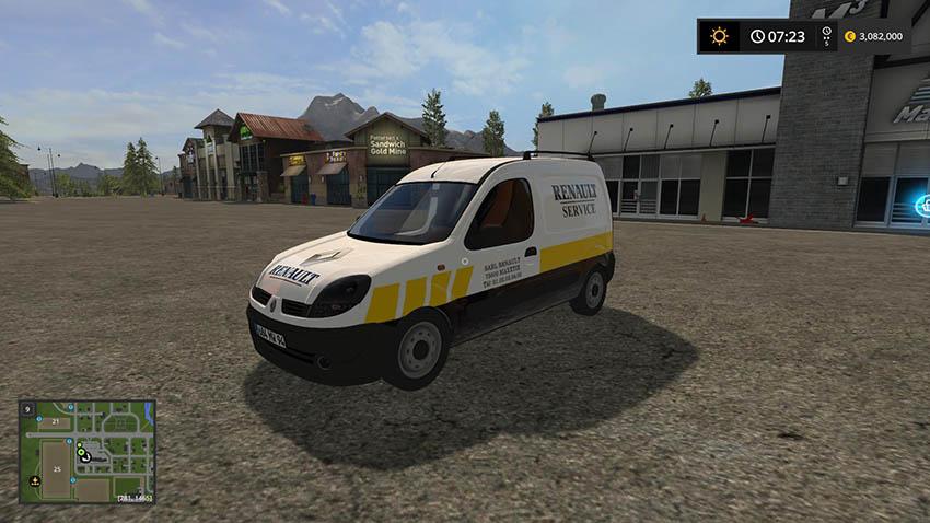 Renault ASSISTANCE v 1.0