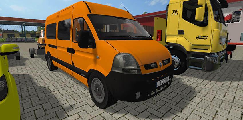 Renault Master Skup aut v 1.0