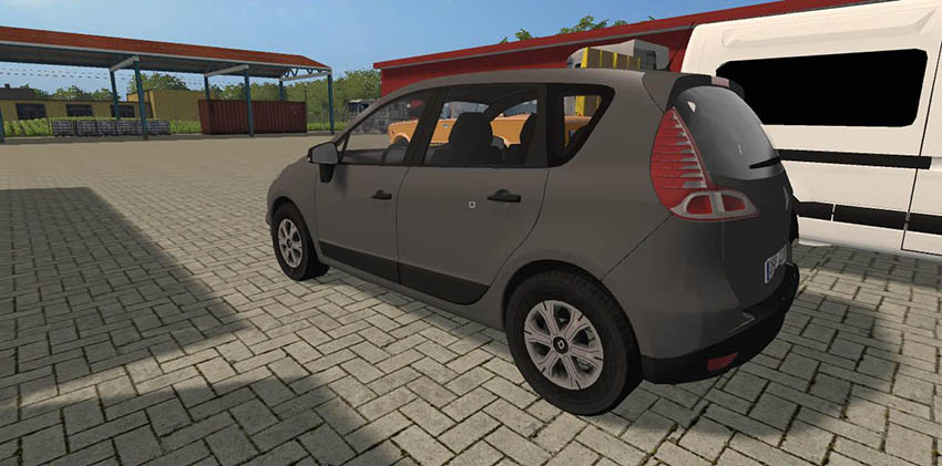 Renault Scenic III PL v 1.0