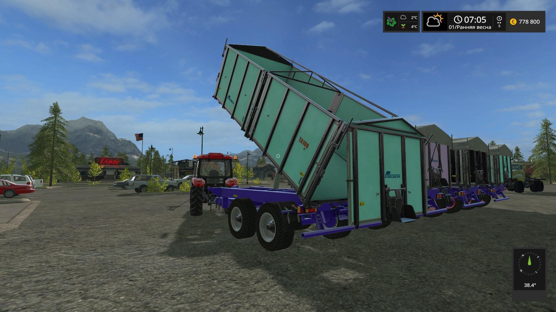 Steelbear TA100 v 1.0