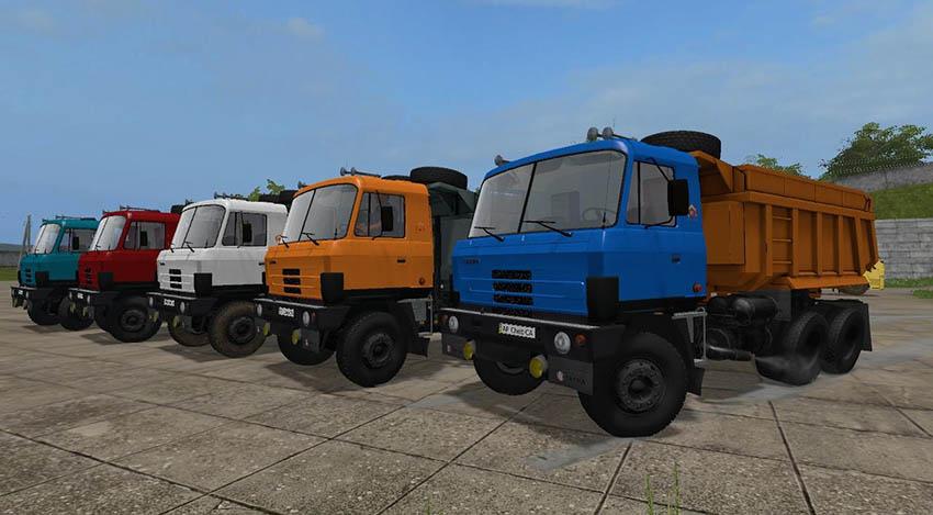 Tatra 815 Gear Box v 1.2.1