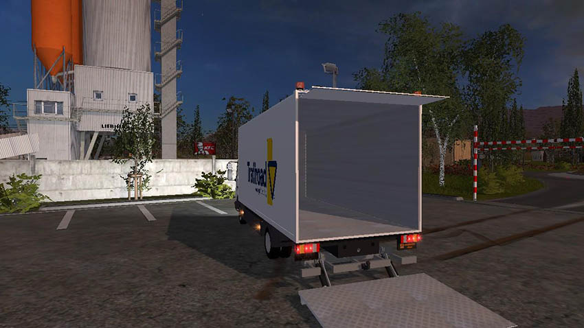 Trafiroad MB Truck v 1.0