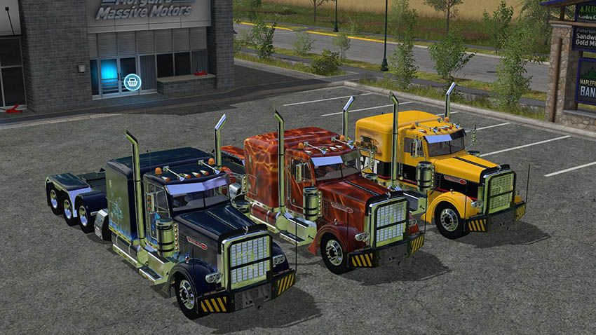 Trucks & Tippers v 1.0
