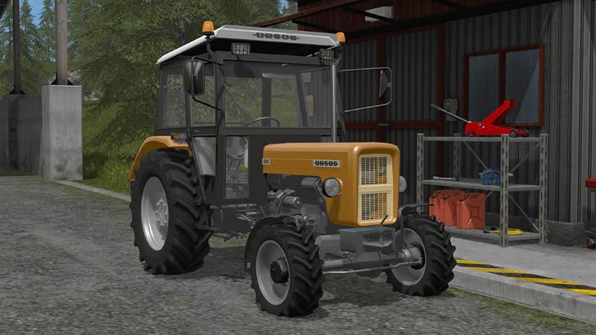 URSUS c360 v 2.0