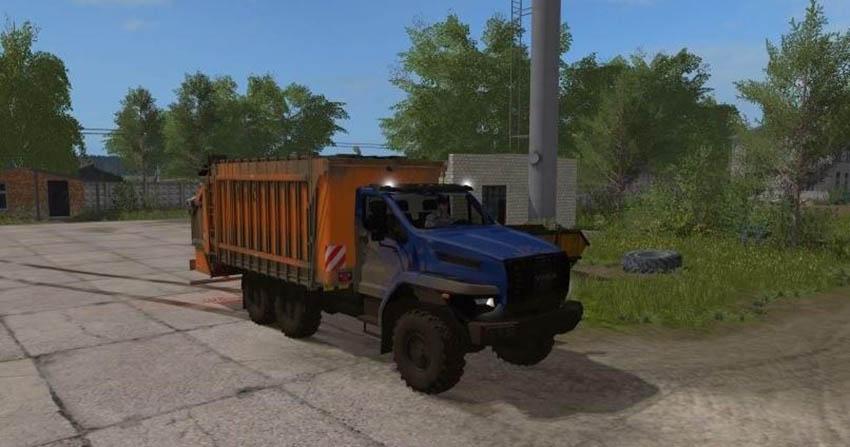Ural Next musorka v 1.0