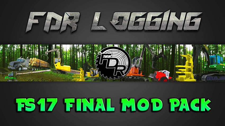V13F - Final Logging Pack