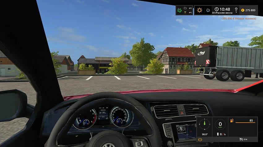 VW GOLF VII R HGP 2.0 TSI DSG v 1.0