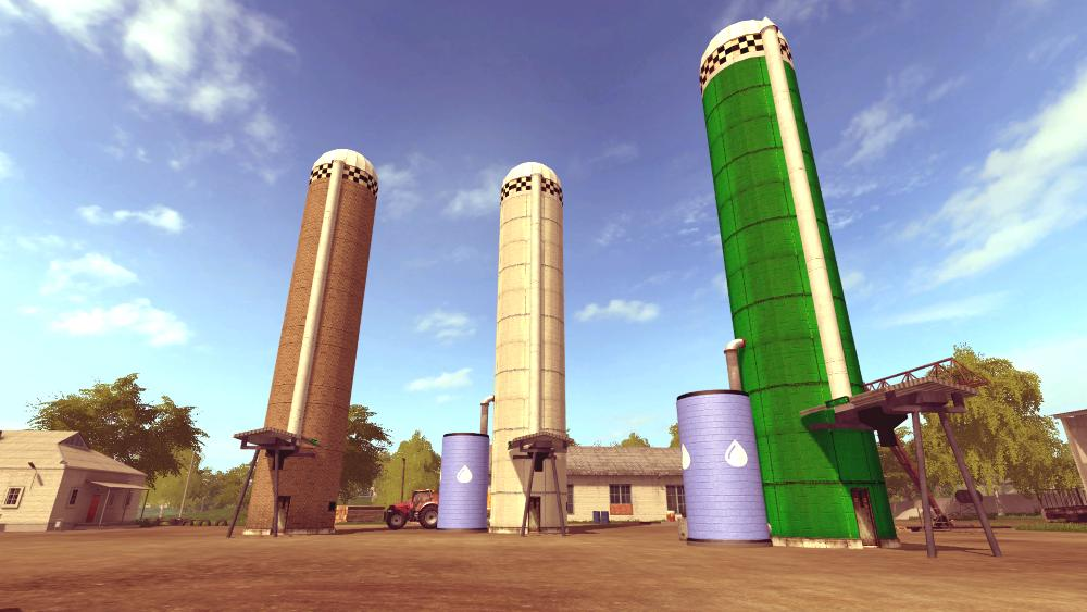 Addon Pellets fermenting silo for Golden Spike v 3.1
