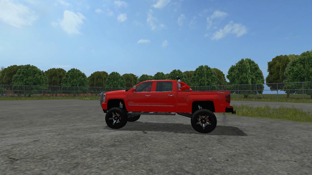 Chevy 3500HC v 1.0
