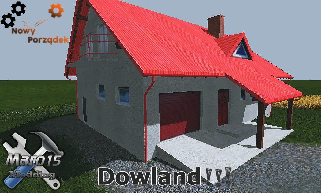 Dom by Maro15