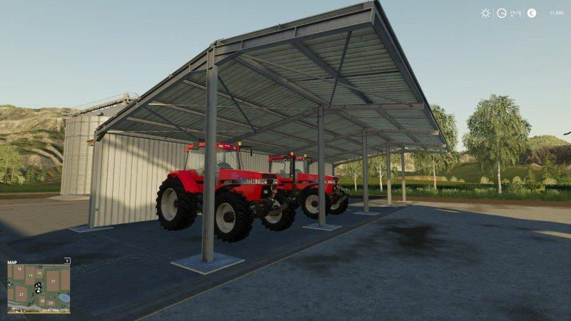 Easy Shed (Small) v 1.0