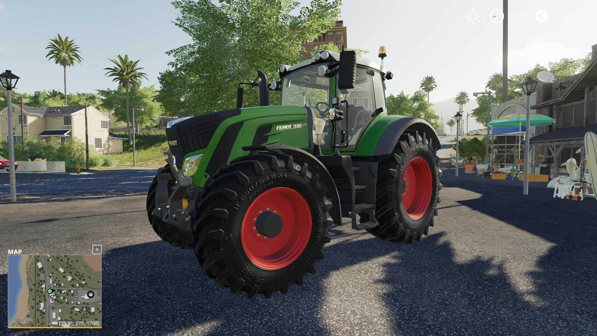 Fendt 900 Vario S4 Full option v 1.0.0.1