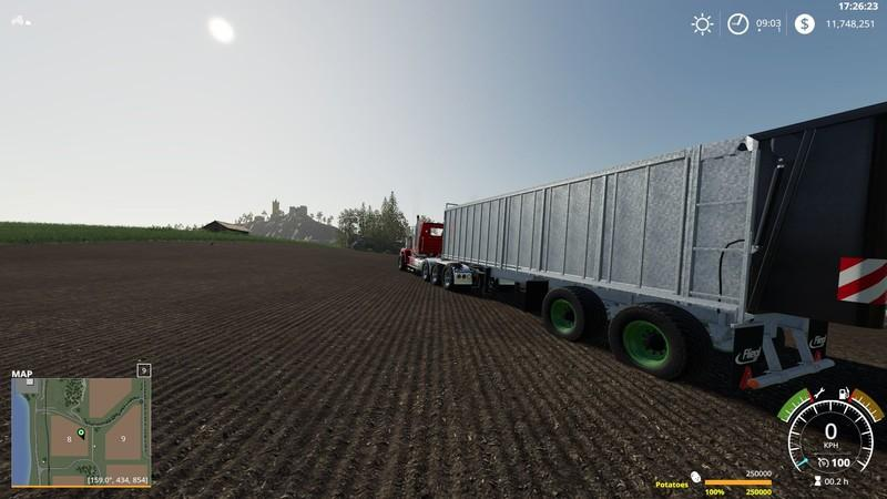 Fliegl ASS298XM v 1.2