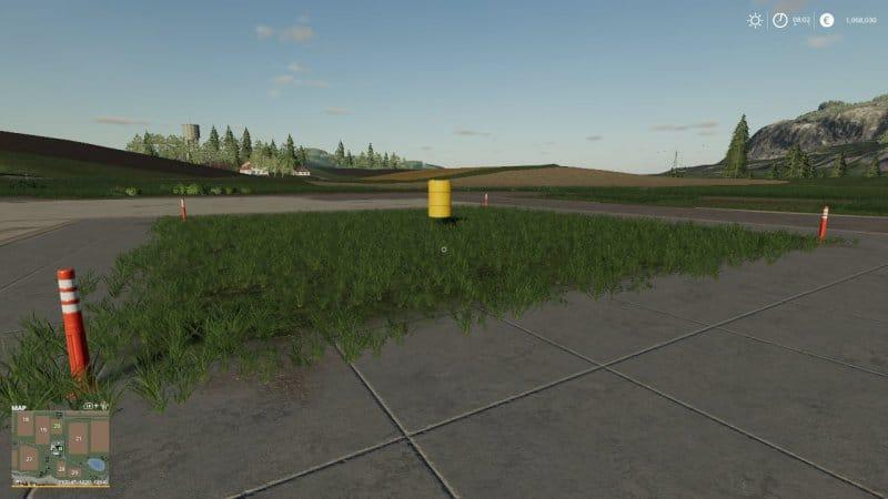 Grass Patch Set v 1.0
