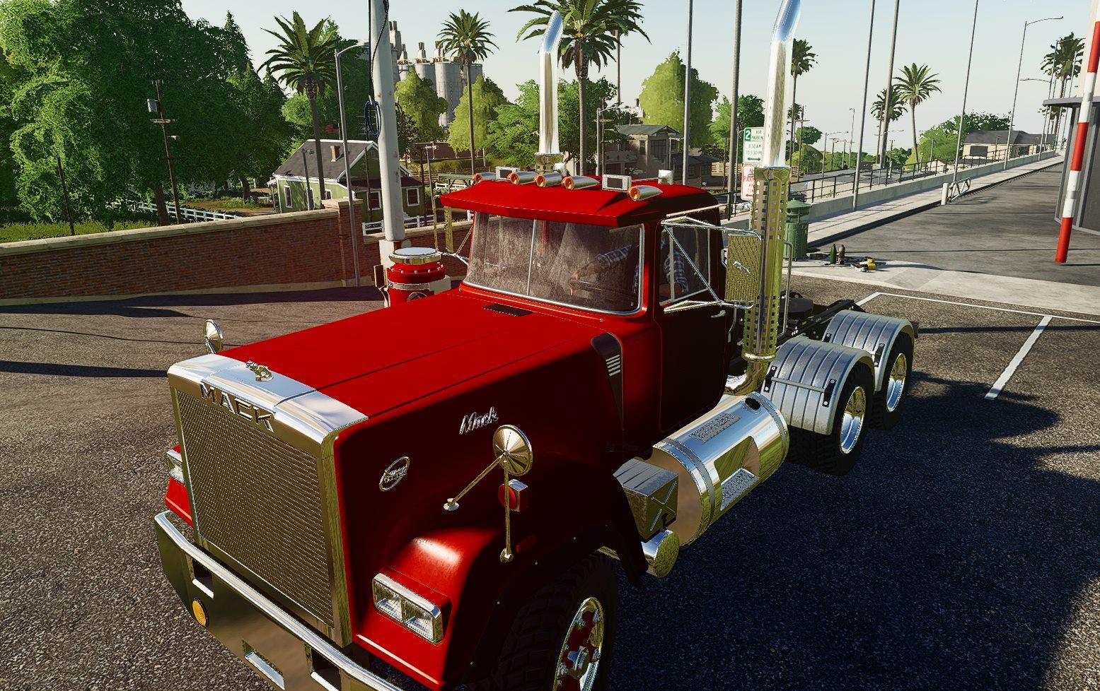 Mack Superliner Daycab 1980's v 1.1