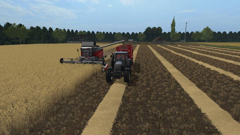 Munshausen Map FS17 v 1.0