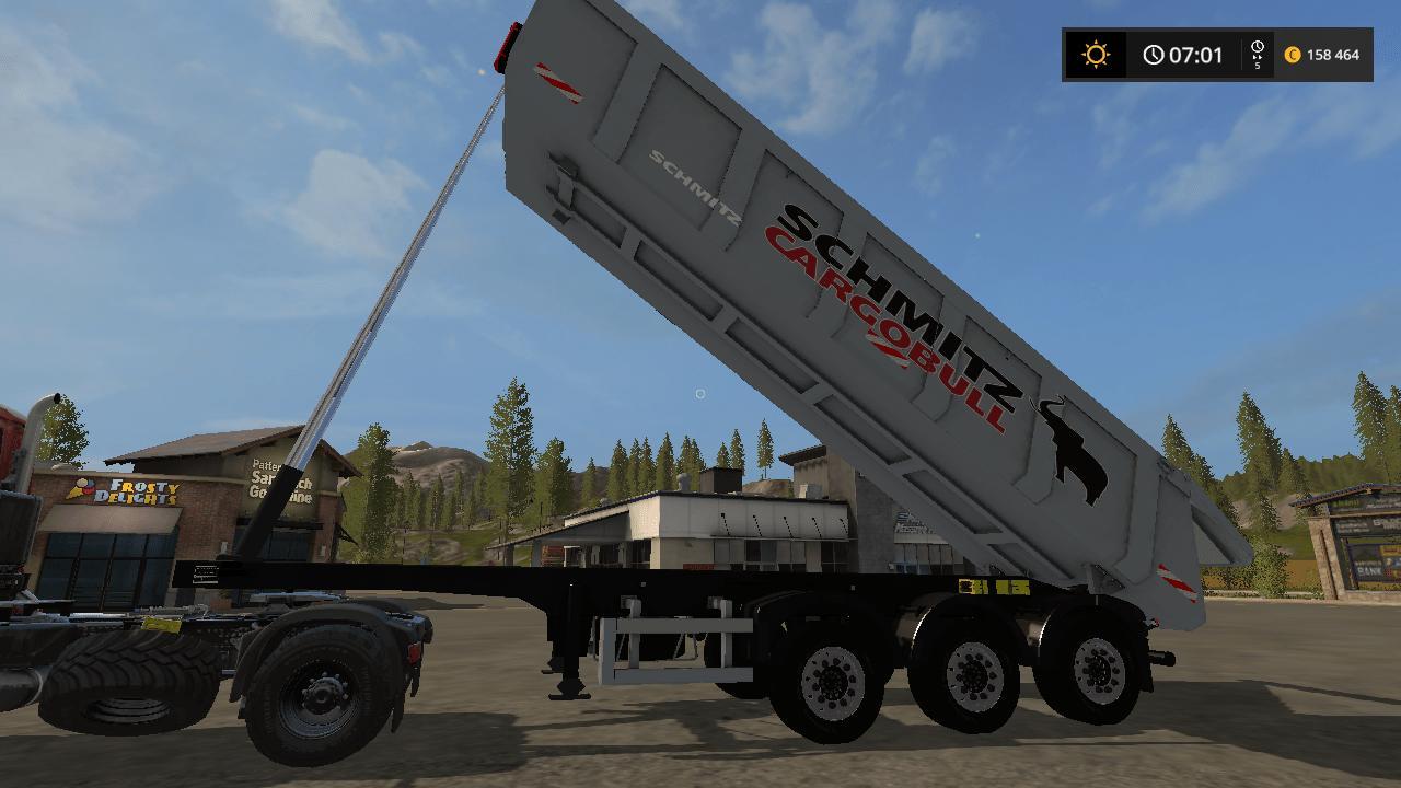 SCHMITZ CargoBull S.KI HEAVY 8.5 v 1.0