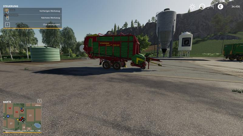 Strautmann Zelon loader wagons v 1.0