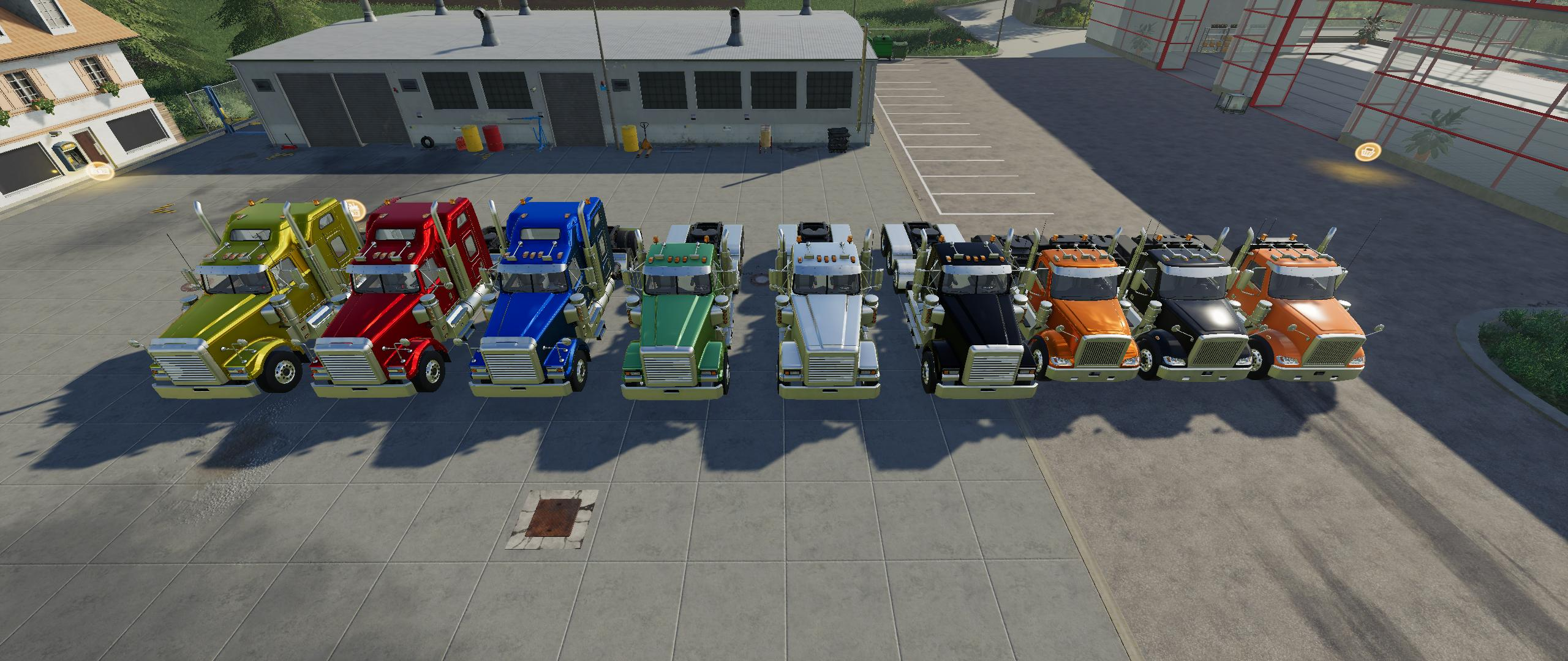 Trucks Gamling Edition v 1.0.0.1