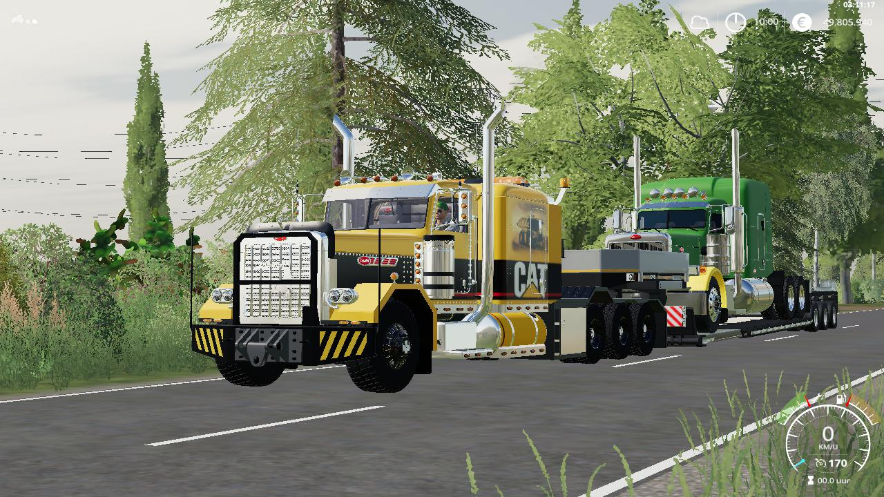 CATERPILLAR HEAVY HAUL v 0.9