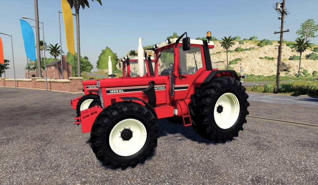 Case IH International 1455 / 1255 v 1.0