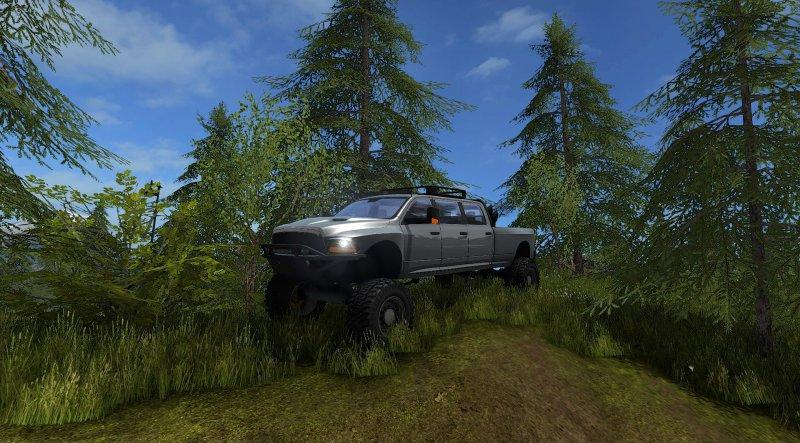 Dodge Mega Ram v 1.0
