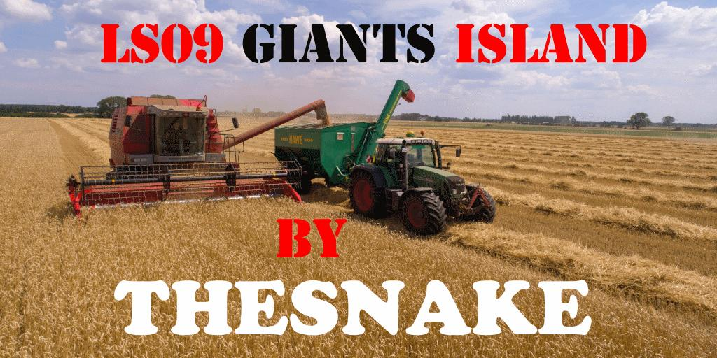 LS09 Giants Island v 1.0