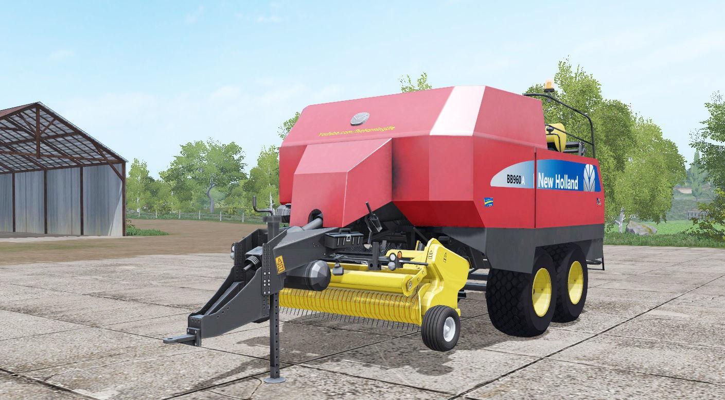 New Holland BigBaler 960 v 1.0