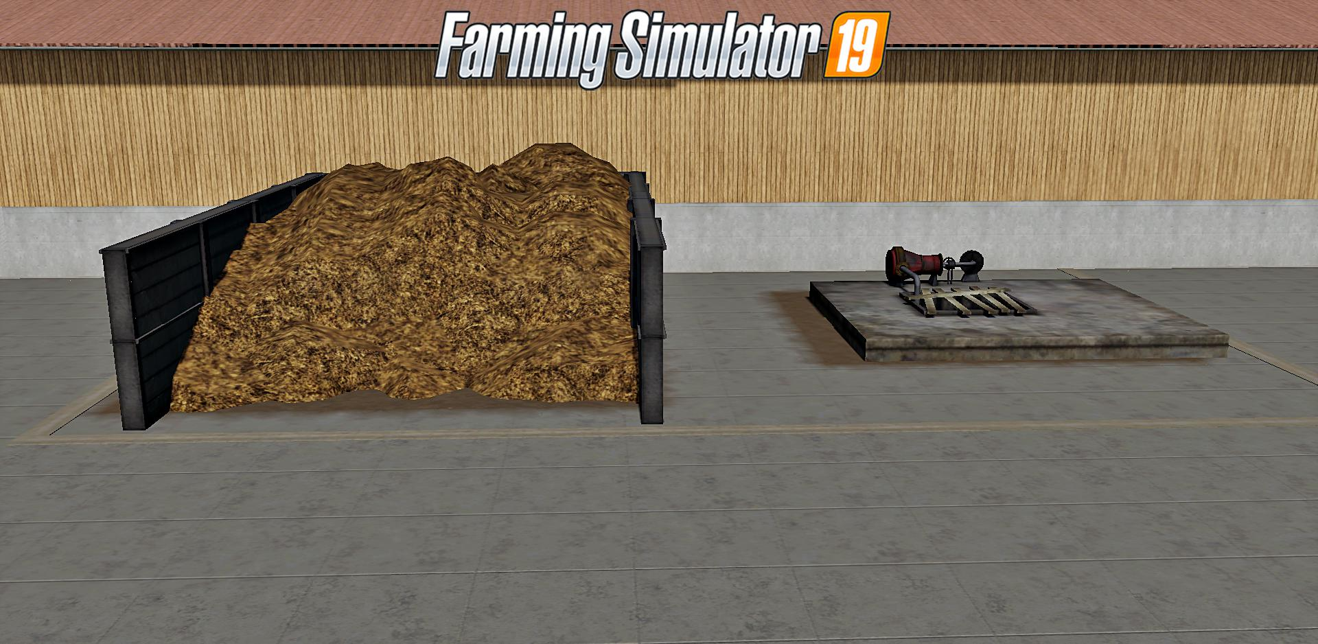 PLACEABLE Buy Liquid manure and manure v 1.0