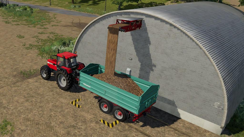 Root Crop Storage v 1.0