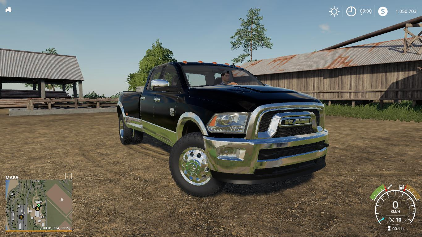 Dodge ram 3500 heavy duty v 1.0