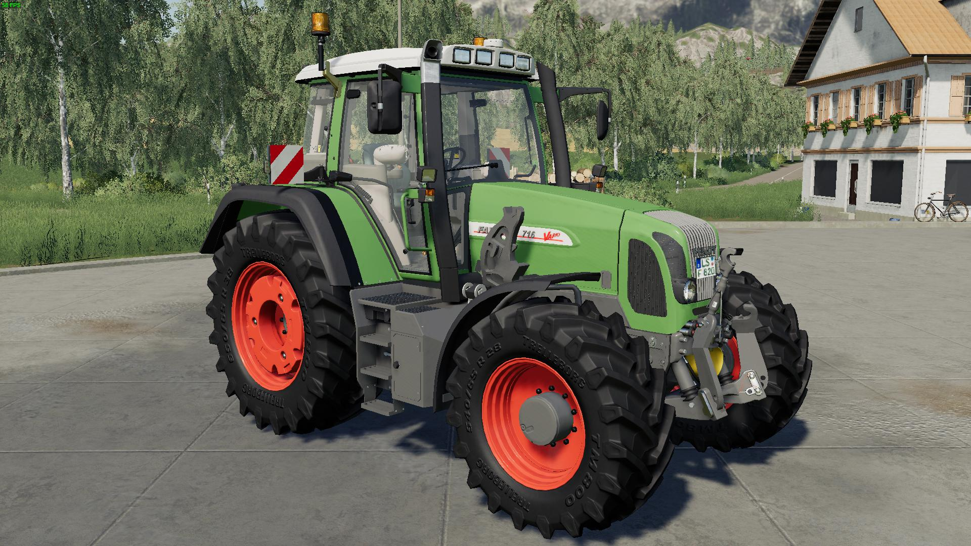 Fendt Favorit 700/800 Vario Pack v 2.0