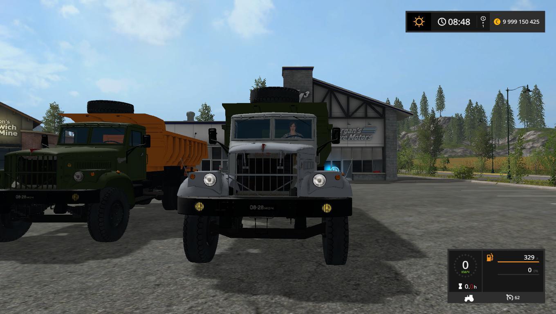 KRAZ 256 v 1.0