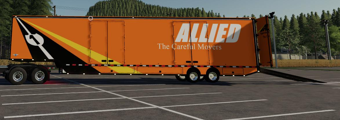 Moving Trailer Converted v 1.0