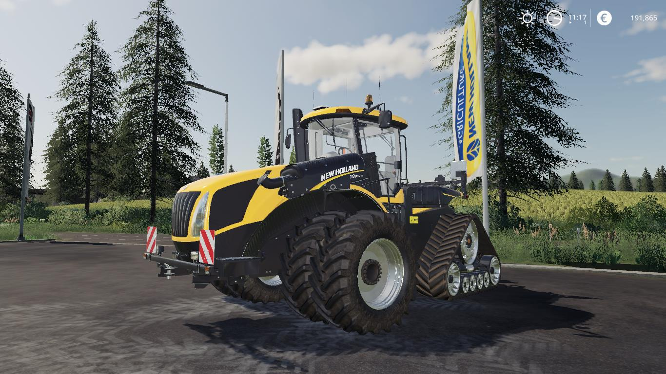 New Holland T9 Series by Stevie