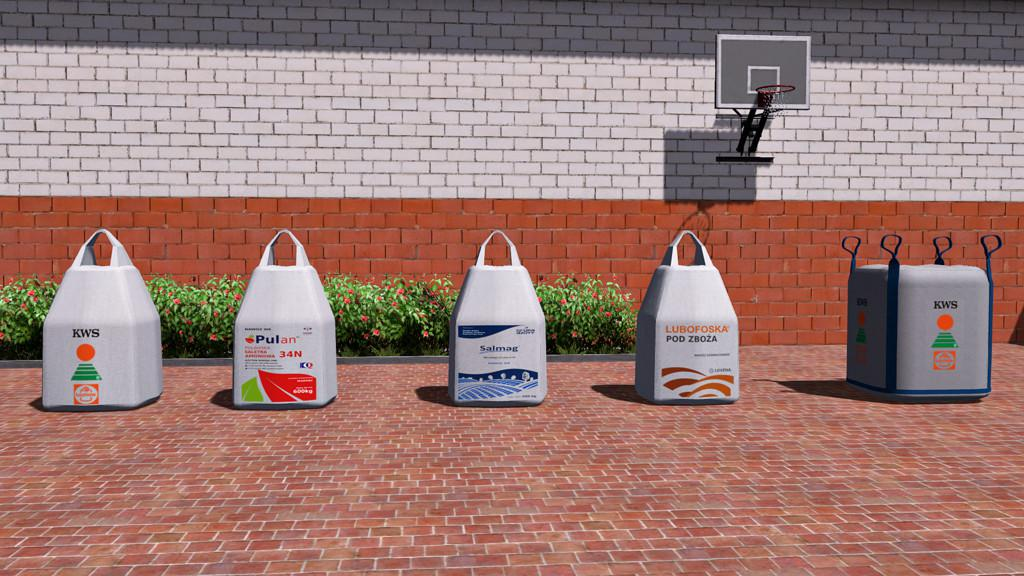 Poland BigBags Pack v 1.0