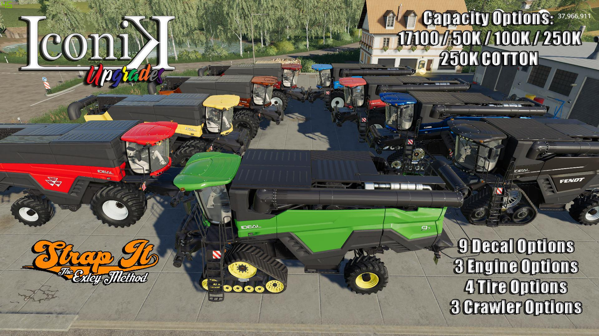 Iconik Ideal Harvester v 1.0