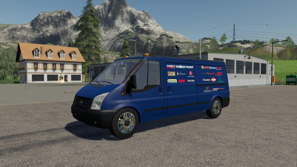 Lizard Rumbler Van Workshop v 1.0