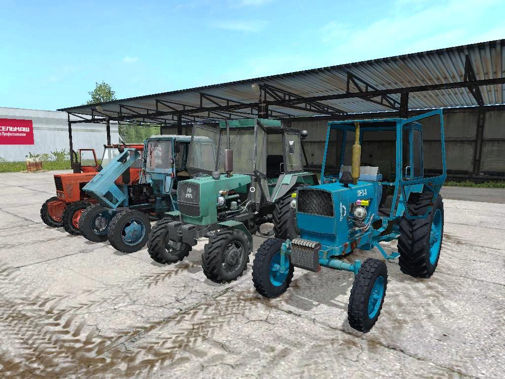 BEST PACK TRACTORS v 1.0